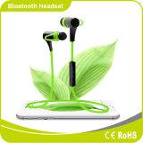 Receptor de cabeza estéreo de Bluetooth del deporte del alza del teléfono celular de la alta calidad
