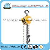 Тип миниый ручной цепной блок 0.25 тонн HS-R