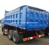 Ivecoの技術の最もよい品質50t Hongyan Genlyon 6X4のダンプトラックのダンプカートラックのため