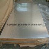 Placa de aço inoxidável laminada 904L de carbono da chapa de aço