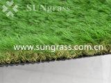 erba artificiale di paesaggio di 40mm per il balcone del giardino (SUNQ-AL00071-1)