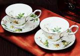 Bella tazza di caffè di ceramica