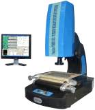 2D Coordinate Video Measuring Machine (Englsih Software)