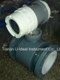 Medidor de fluxo da água de esgoto, medidor de fluxo eletromagnético