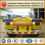 2-as 20FT het Kader van de Container/de Aanhangwagen van de Vrachtwagen van het Skelet
