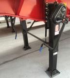 半耐久財3の車軸高力鋼鉄容器のトレーラー