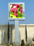Signage extérieur d'affichage à LED de P16