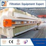 Máquina de la prensa de la membrana de la alta calidad/de filtro del compartimiento para el lodo de desecación