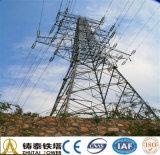 башня передачи угла силы 110kv стальная