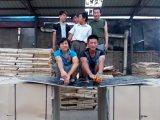 2017 Houten Film Onder ogen gezien Triplex Chengxin 18mm Waterdicht Zwart Zwart en Bruin Film Onder ogen gezien Triplex van de Bouw van het Triplex &WBP