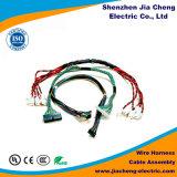 Assemblées mâles et femelles de harnais de fil électrique