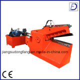 Hidráulico ocasion Metal Machine Alligator Shearing para cortar metal Scarp