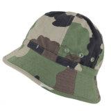 Sombrero ancho de encargo del compartimiento de Camo del casquillo de la caza del borde