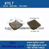 Produtos fazendo à máquina do CNC do alumínio Nickel-Plated de China da boa qualidade