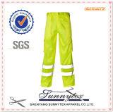 Prodotti dei pantaloni di usura del lavoro i nuovi 2016 pantaloni poco costosi di sicurezza hanno utilizzato i pantaloni riflettenti del lavoro del nastro di Ciao-Forza