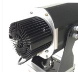 Imagem de giro IP65 do brilho elevado do projetor 30W do logotipo do diodo emissor de luz