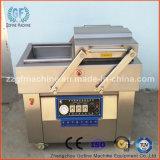 Máquina de empaquetamiento al vacío del compartimiento doble del arroz