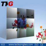 3-6mm Clear oder Tinted Float Glass Mirror mit CER Certificate für Windows Glass