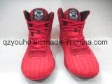 Premières chaussures élevées de culturisme du levage de poids de Mens de chaussures de gymnastique MMA