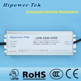 60W imperméabilisent le gestionnaire extérieur d'IP65/67 DEL avec le ccc