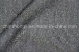 Tessuto di T/R tinto filato, singolo parteggiato spazzolato, 63%Polyester 33%Rayon 4%Spandex, 250GSM