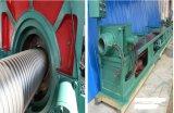 機械を作る機械かホースを形作る金属のうなり声