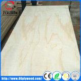 Pino Abedul Core Okoume melamina tablero contrachapado de madera de interior Muebles