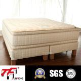 高品質の星のホテルのベッドのマットレス(DM25)