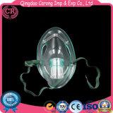 Máscara de respiración disponible estéril del oxígeno