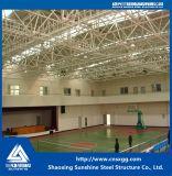 Große Überspannungs-Stahlkonstruktion-Binder für Gymnastik und Hall