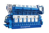 Низк-скорость Marine Diesel Inboard или Outboard Engine Avespeed Ga6300 735kw-1618kw