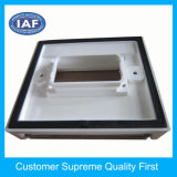 Custom Injection Plastic Part OEM Clear Plastic Cover