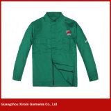 2017 longs vêtements de travail neufs de qualité de chemise pour l'hiver (W284)