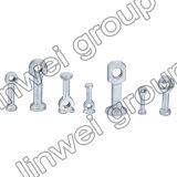 Escora do olho/escora de levantamento nos acessórios do concreto de pré-fabricação (10.0Tx180)