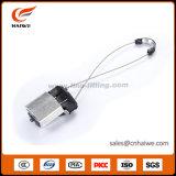 25A tipo línea aérea abrazadera de tensión del cable eléctrico