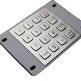 Het openlucht Toetsenbord van het Roestvrij staal voor Elektronische Kasten/Het Toetsenbord van het Toegangsbeheer