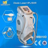 O dispositivo do IPL Elos da E-Luz & o laser faciais os mais novos do diodo 808nm (MB810D)