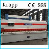Machine de tonte QC12y-8X4000 de soudure hydraulique de marque de Krupp