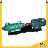 ボイラー給水の多段式ポンプ