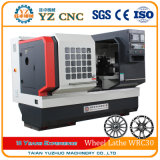 Torno do CNC do reparo da roda da liga do carro da elevada precisão Wrc30