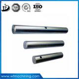 Usinage en acier inoxydable CNC Precision Macnining Barre de connexion / arbre à cames / arbre
