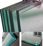 3mm-6mm Beveled Edge Bathroom Silver Mirror con Building Glass