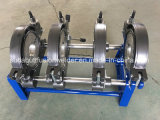 Máquina manual da solda por fusão da extremidade de quatro anéis para 50-160mm