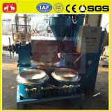 Máquina planchada en frío de la extracción de petróleo