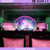 イベントパフォーマンス段階スクリーンフルカラーHDビデオLEDの壁(P3.91mm)