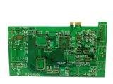 Chapado en oro Rogers alta frecuencia de la tarjeta de control PCB placa de circuito
