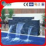 Steel di acciaio inossidabile Indoor o Outdoor SPA Pool Wall Fountain