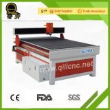 El color del deletreado del grabado de la placa del color platea la máquina de grabado de mármol (QL-1212)