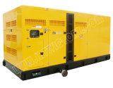 jogo de gerador 450kVA Diesel silencioso super com motor P158le-S de Doosan com aprovações de Ce/Soncap/CIQ