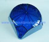 Moldes plásticos para peças moldadas de plástico transparente